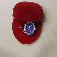 Чайка механические часы-перстень СССР, фото 1
