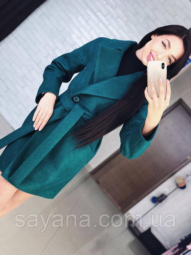 женское кашемировое пальто