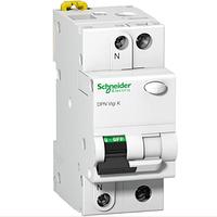 """Дифференциальный автоматический выключатель """"Schneider Electric"""" DPN Vigi K 1P+N B10 30mA AC"""