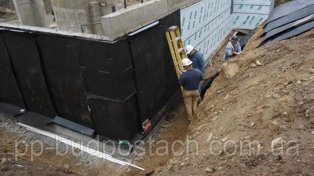 Гідроізоляція стін