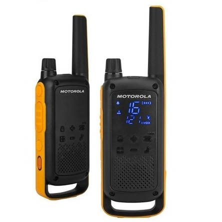 Переносная рация Motorola TALKABOUT T82 EXTREME Twin Pack WE  , фото 2