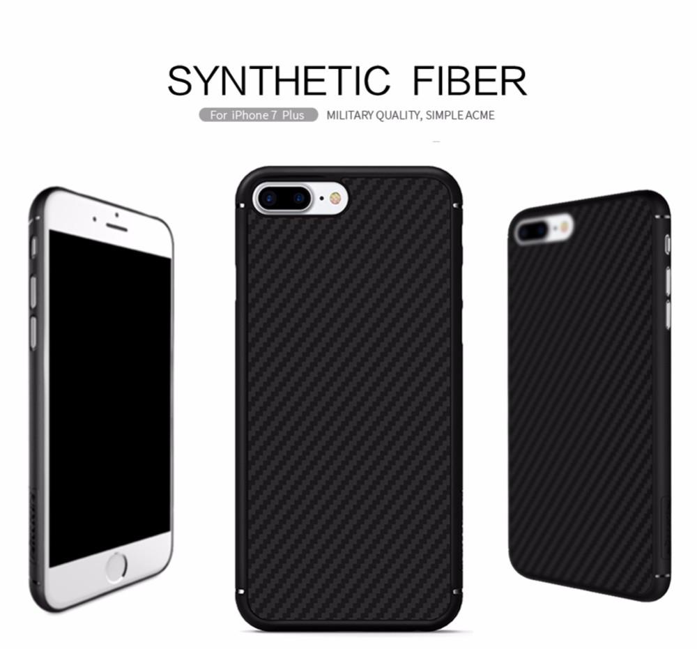 Чехол для iPhone 7 Plus Nillkin Synthetic Fiber