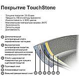 Сковорода глубокая Fissman LATTE 20 см (Каменное антипригарное покрытие с индукционным дном), фото 6