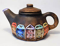 """Заварник для чая """"Городские домики"""""""