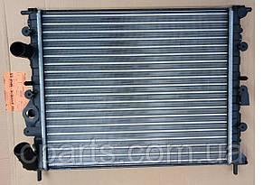 Радиатор основной Renault Logan без кондиционера (оригинал)