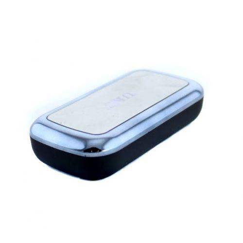 Портативное зарядное устройство Power Bank MJ-02 8000 mAh Silver, Golg