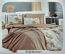 """Семейное First Choice постельное белье Ranforce """"Ria Vizon"""""""