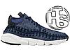 Мужские кроссовки Nike Air Footscape Woven Chukka SE Obsidian Black/Sail 857874-400