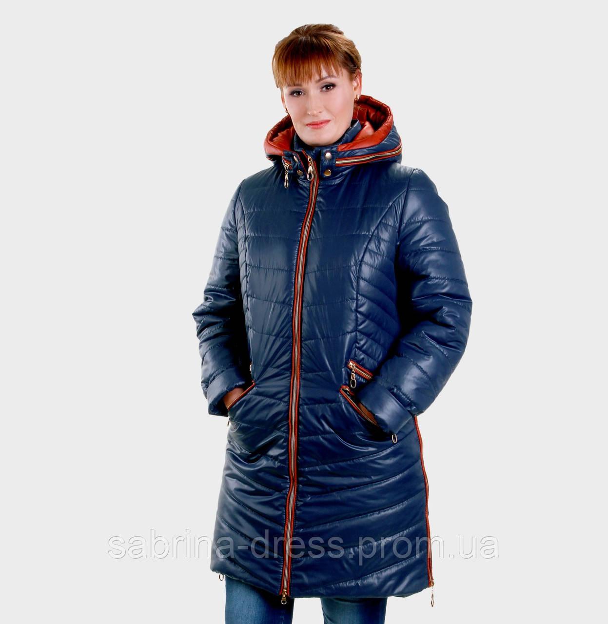 e121259978d Женская зимняя куртка. Модель 26. Размеры 48-58 - sabrina-dress в