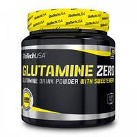 Аминокислота 100% L- Glutamine Вкус - лимон Объем - 300 г