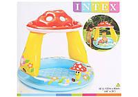 Надувной детский игровой бассейн Интекс 57114