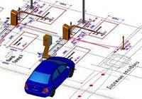 Проектирование автоматической парковки