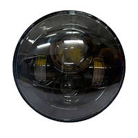 LED фары головного света J&N 7'' светодиодные на ВАЗ, НИВА, ГАЗ, Jeep, Nissan, Land Rover, Toyota, Mercedes, фото 1