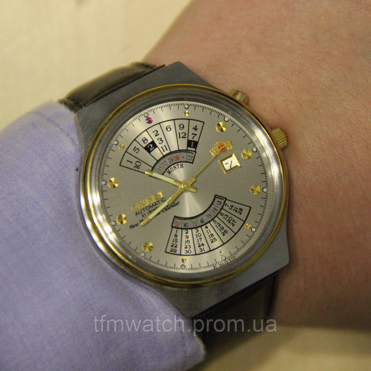 Orient Ориент Колледж мужские наручные часы   продажа 0fa6b1f1f3fd2