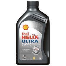 Масло Shell ULTRA 5W40 1л - Салон мебели «Шик» в Киеве