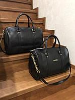 Женская модная черная сумка, фото 1