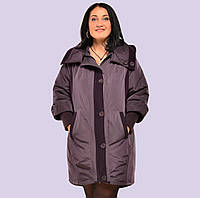 Женская зимняя куртка. Модель 114. Размеры 54-64