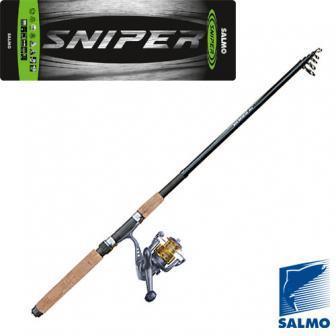Спінінг-комплект Salmo Sniper TRAVEL SET SPIN