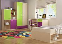 """Модульні меблі """"Маджестик"""" для дитячої кімнати."""
