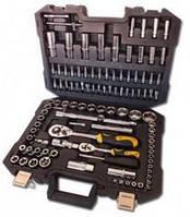 Набор ручных инструментов 108 шт Сталь AT-1082