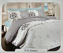 """Семейное First Choice постельное белье Ranforce """"Deeper"""""""