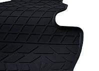 Резиновые коврики Stingray для Chevrolet Spark M300 2009+ (дизайн2016)