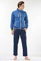 Чоловічий синій спортивний костюм пр-під Туреччина FM17615