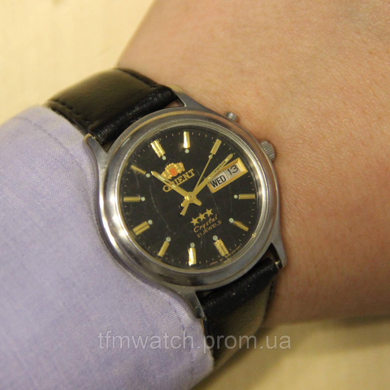 Часы наручные механика мужские до10000 руб ориент