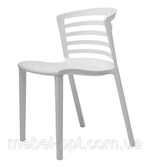 Стул Breeze (Бриз) Concepto пластиковый белый