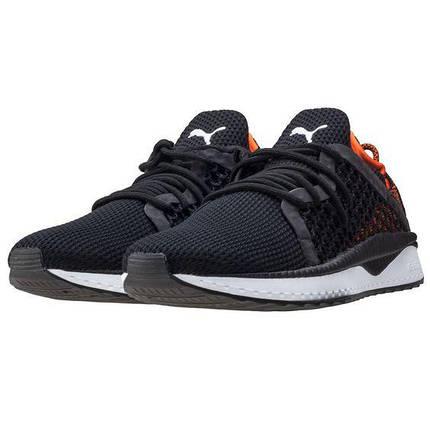 Кроссовки мужские Puma IGNITE LIMITLESS Black/Orange черные, фото 2