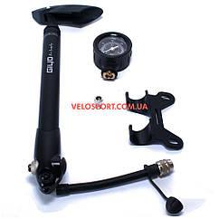 Велонасос GIYO GS-41D для камер и вилок