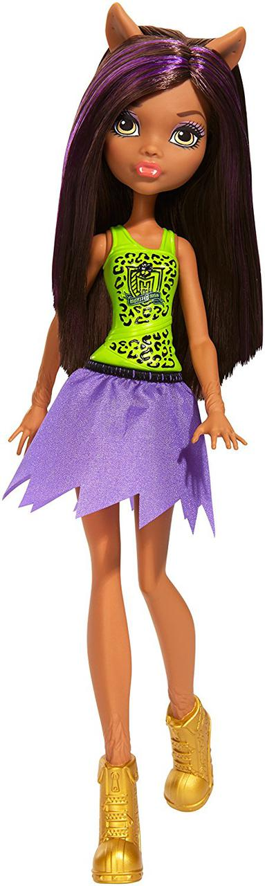 Monster High Cheerleading Clawdeen Wolf Doll Кукла Монстер Хай Клодин Вульф серия Черлидерши