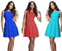 """Платье женское """"BARBARA"""". Три цвета в наличии. 1532"""