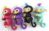 Интерактивная игрушка для ребенка (реагирует на голос и движения)Fingermonkey