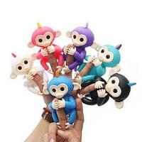 Уникальная игрушка для ребенка (реагирует на голос и движения) Fingermonkey