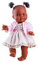 Кукла-пупс Ольга мулатка, 34 см, Paola Reina