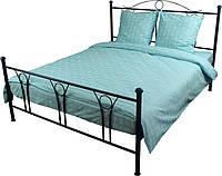 Комплект постельного белья Руно семейный голубой бязь арт.6.114Б