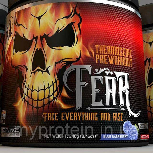 Lethal Supplements	FEAR, 30serv