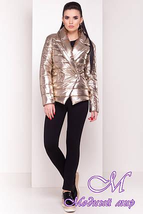 Женская модная куртка весна-осень (р. XS, S, M, L) арт. Мириам 4562 - 21645, фото 2