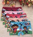 Трусики дитячі кольорові Даша мандрівниця, фото 2