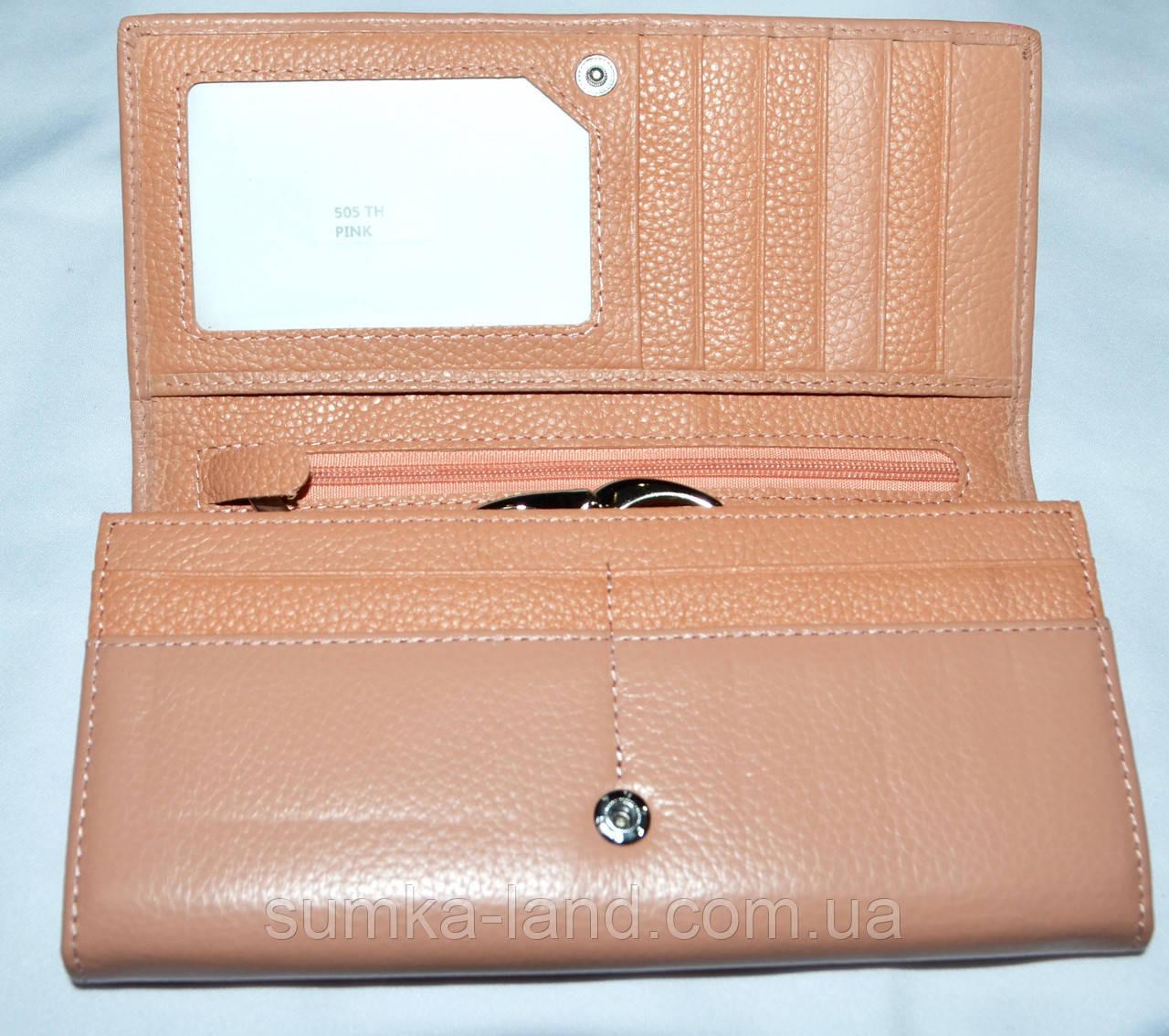 389697c9d226 Женский кошелек из натуральной кожи Verity на кнопке: продажа, цена ...