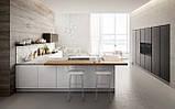 Итальянская современная кухня без ручек и крашенным фасадом YOTA фабрика Armony Cucine, фото 3