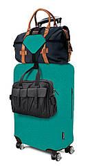 Ремни для ручной клади Coverbag мята