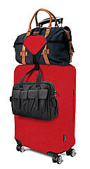 Ремни для ручной клади Coverbag красные