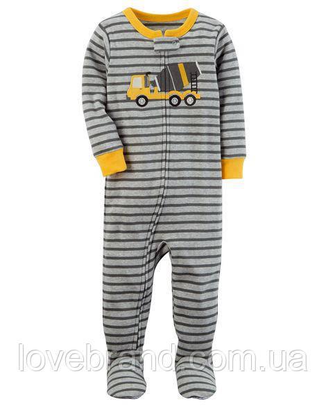 Чоловічок 1-Piece All-Star Snug Fit Cotton PJs