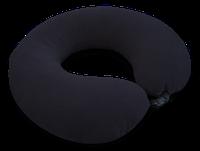 Подушка Coverbag для путешествий темно-синяя