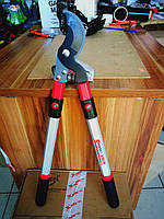 Ножницы для обрезки веток с телескопическими ручками, 682-995 мм INTERTOOL FT-1115