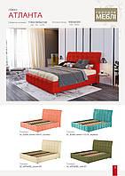 Двуспальная кровать c ламельями «Атланта»  200 x 160 см