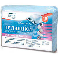 Пеленки для приучения к туалету 60*60 (10шт)