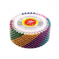 Булавка портновская (с шариком, упаковка 400 шт, игла 3,2 см, Китай)